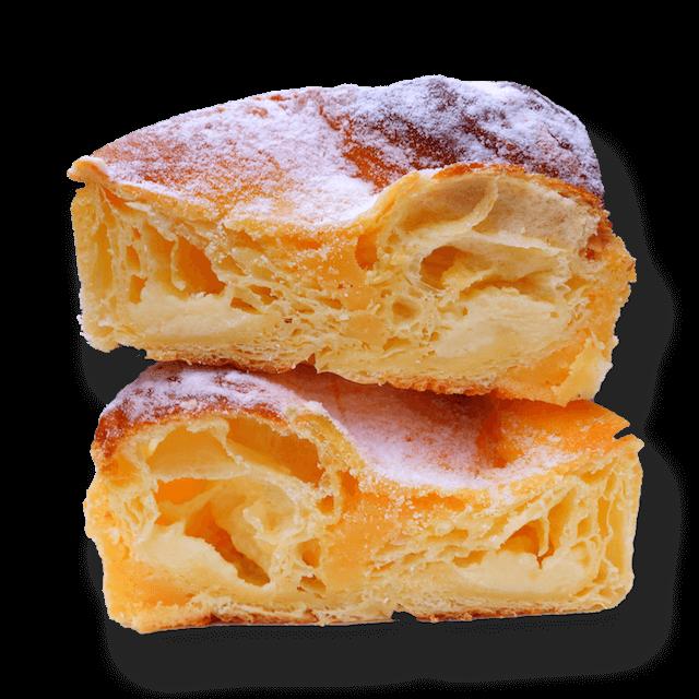 濃厚バスクチーズケーキ