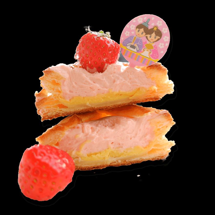 ひな祭りデニッシュ