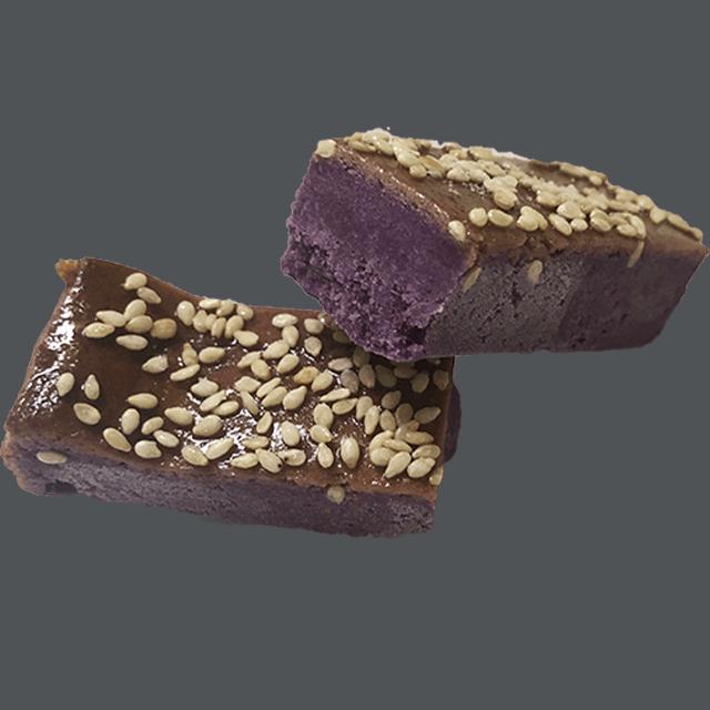 黒糖紫いも
