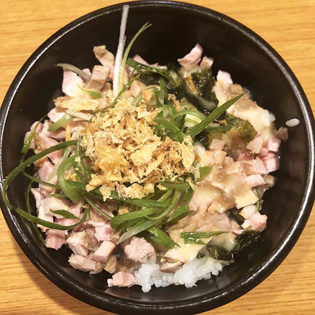 豚マヨ丼1
