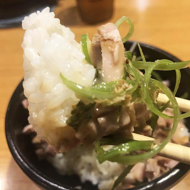 豚マヨ丼2