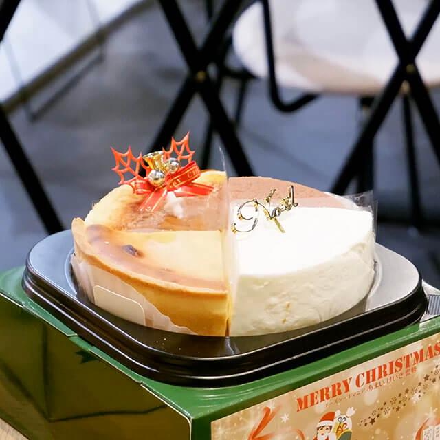四大チーズケーキアソート