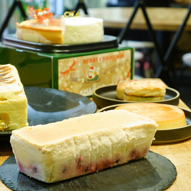 THEDRINKBOX チーズケーキ