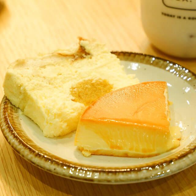 TOKYO Ceese Cake FESTA バスクチーズプリン